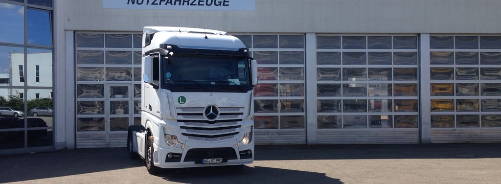 Actros MP4 4x2 Offenburg