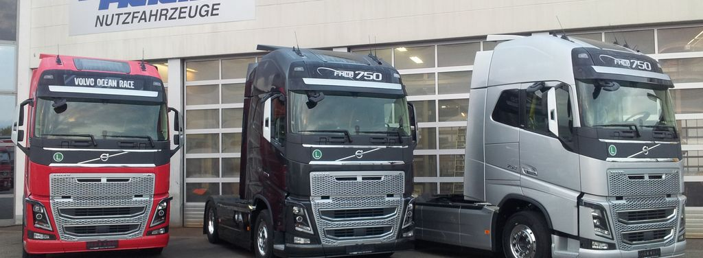 VOLVO FH16 750 PS